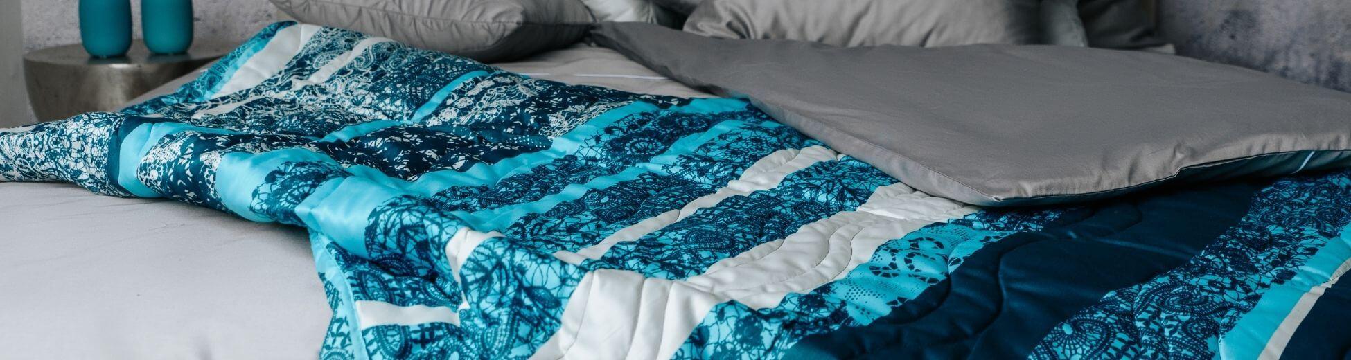 Pregrinjalo za posteljo