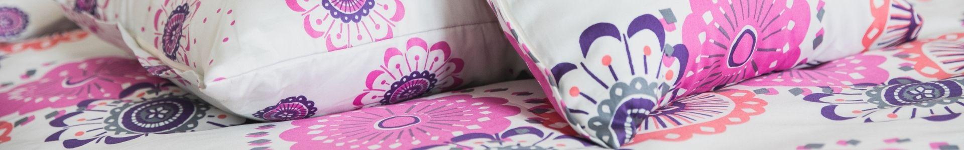 Vzorčasta posteljnina