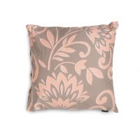 Decorative pillow Floris – pink