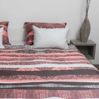 Allegra bed linen – pink