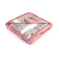 Decorative cover Allegra – pink