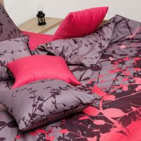 Savana bed linen – amethyst