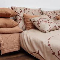Savana bed linen – brown