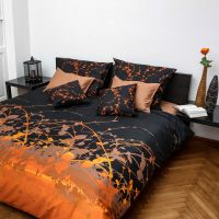Savana bed linen – black