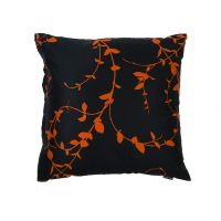 Decorative pillow Savana – black