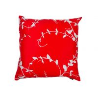 Decorative pillow Savana – red