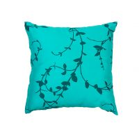 Decorative pillow Savana – turquoise