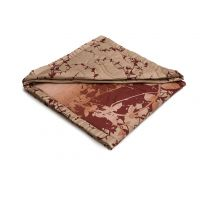 Decorative cover Savana – brown