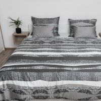Allegra bed linen – grey