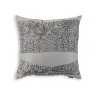 Decorative pillow Allegra – grey