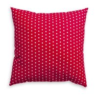 Decorative pillow Pikapoka - Red