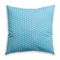 Decorative pillow Pikapoka - Turquoise