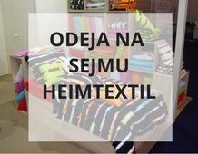 Odeja se predstavlja na sejmu Heimtextil 2017