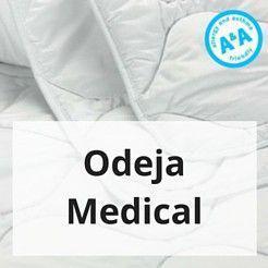 Odeja Medical za alergike in astmatike