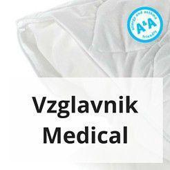 Vzglavnik Medical za alergike in astmatike