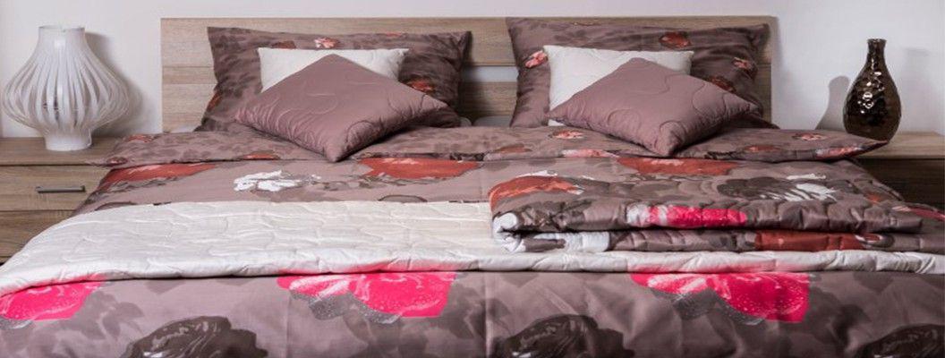 Pregrinjalo za posteljo Rosa