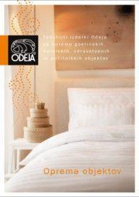 Katalog Oprema objektov