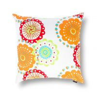 Decorative pillow Fantasia – red