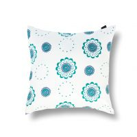 Decorative pillow Fantasia – green