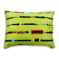 Linia pillow cover – Green