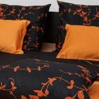 Savana bed linen – black