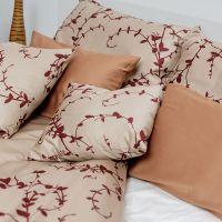 Savana bed linen – brown