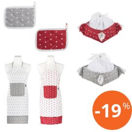 Kuhinjski tekstil -19 %