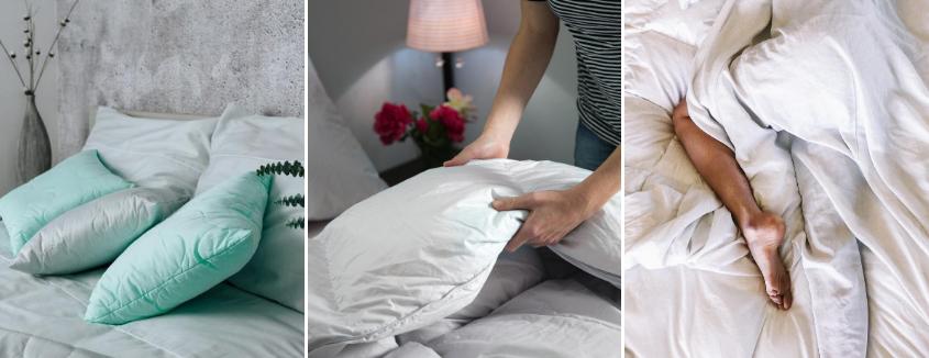 Je za slab spanec kriv vaš vzglavnik? Priporočljivo je, da ga zamenjate vsakih nekaj let.