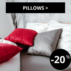 Pillows -20 %