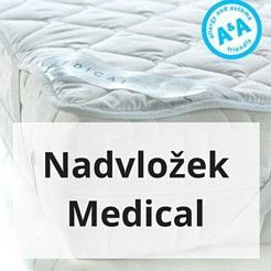 Nadvložek Medical za alergike in astmatike