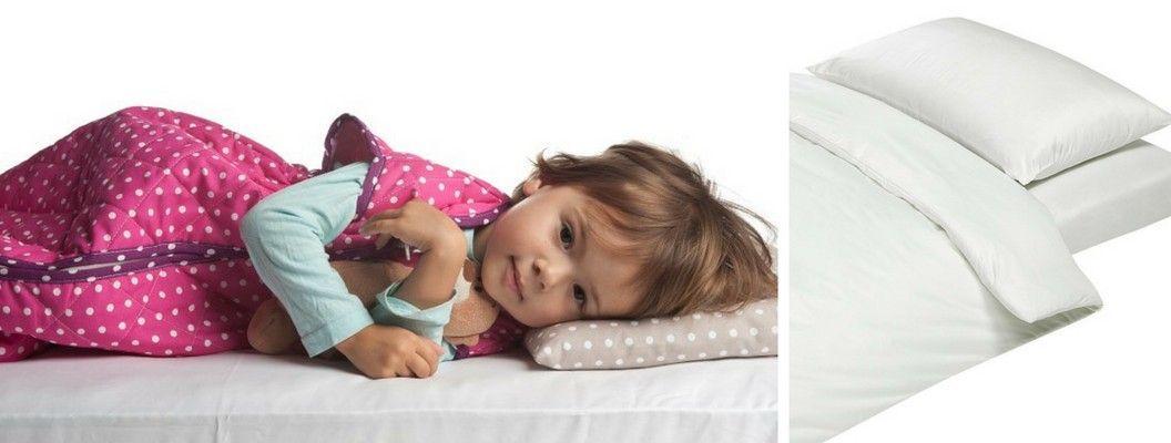 V odeje, vzglavnike in posteljnino za otroke smo všili toplino, mehkobo in lahkotnost, da se otroci počutijo varno in sproščeno.